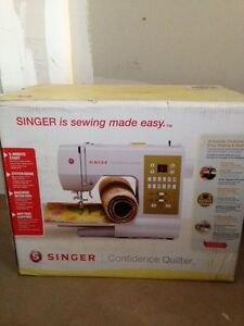 Singer Confidence Quilter Sewing Maching
