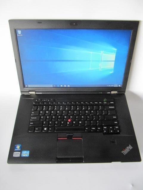 Laptop Windows - Lenovo ThinkPad L530 Core i5 3rd Gen Laptop 320GB HDD 4GB RAM Windows 10 Pro