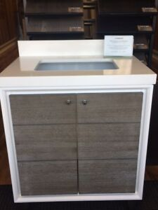 Bathroom Vanity Clearance - End of Model Year