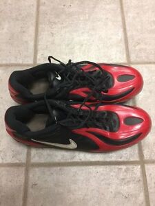 Various size soccer cleats (Kids, Youth, and Men sizes)