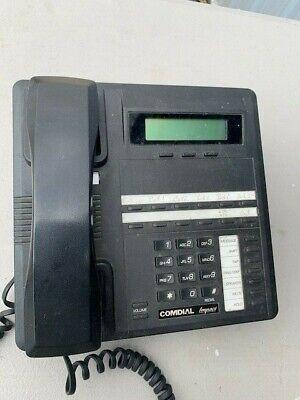 Comdial Black System Phone 8312s-fb