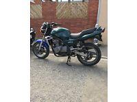 Kawasaki ER5 ER500 ER 500 1999 T REG