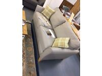 BRAND NEW genuine leather 3+2 sofa suite, bargain price £1100.