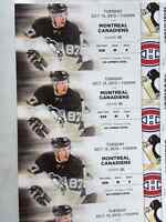 montreal Canadians vs Pittsburgh Penguins _ OCT 13th