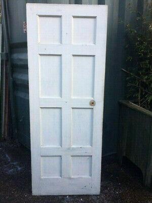 Interior victorian wooden door (ref 1)