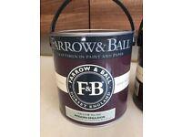 Farrow & Ball Modern Emulsion Tallow 203. 2.5 Litre. New. Collect Chichester
