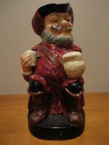Royal Doulton, Figurine, Jug, Sir John Falstaff.