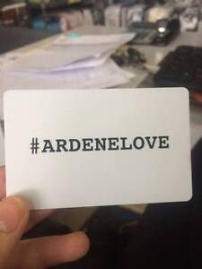 ARDENE GIFT CARD NO EXPIRY FOR ONLY $58