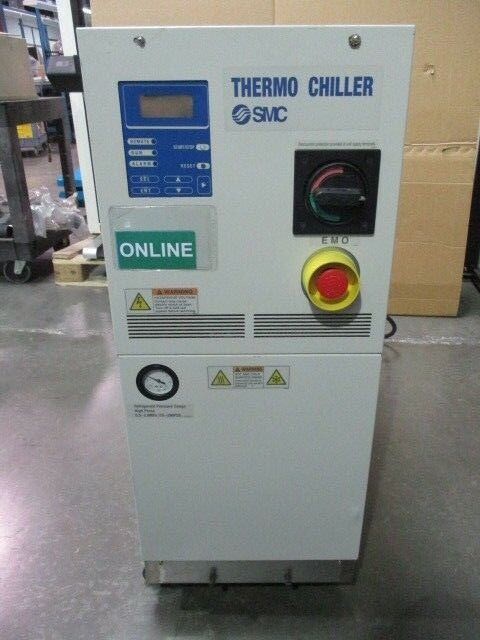 SMC HRZ010-WS-C Thermo Chiller, 450774