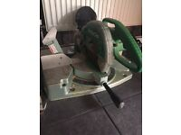 HITACHI MITRE SAW