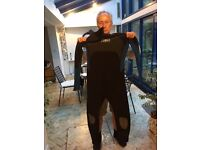 Wetsuit XL made by TWF - twice worn only