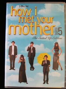 How I Met Your Mother Season 5, DVD Set - 3 Discs