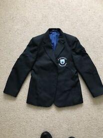 ST MICHAEL'S secondary school uniform