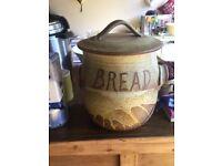 Old bread bin