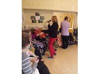 CAREHOME ENTERTAINER AVAILABLE WARWICKSHIRE