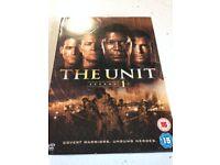 BOX SET DVD - THE UNIT