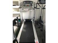 Powertrek Ultimate motorised treadmill