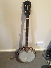 5 string banjo usa made Willaston Gawler Area Preview