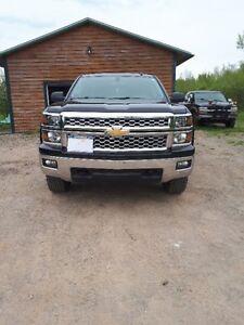2014 Chevrolet Silverado 1500 lt plus Pickup Truck