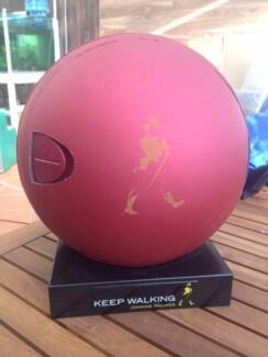 Johnny Walker Promotional Cricket Ball Cooler⁄Warmer Aspendale Gardens Kingston Area Preview