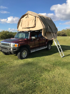 2009 Hummer H3T Alpha with Outdoor Adventue Pkg