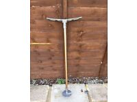 RARE Shooting Stick / Walking Stick - Hiking - Races - Golf - mobility aid