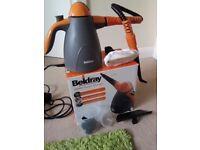 Beldray Handheld Steam Cleaner 1000W