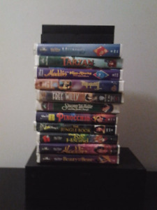 Vhs Disney collection