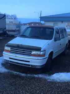 1991 Plymouth voyager LE