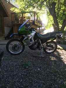 2008 KLR 650 Selling or traded for 450cc+ dirtbike