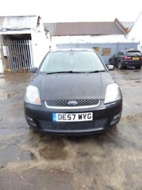 * FINANCE ME! NO VAT! * Stunning Ford Fiesta climate 1.4 tdci with only 1 owner from new!!