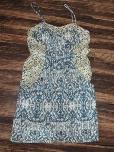 Junior's Mossimo summer spaghetti strap dress size M