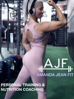 AMANDAJEANFIT Private Personal Training & Nutrition Coaching