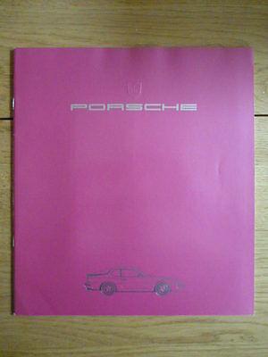 PORSCHE 944 Brochure 1984 MY jm