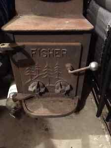 Mamma Bear Fisher Woodstove