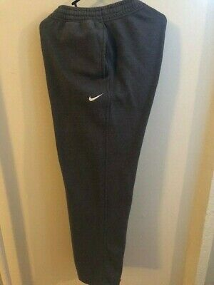 Nike sweat pants,  Gray,  Men's XL