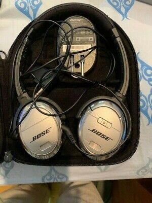 Bose QC 3 Acoustic Noise Cancelling Headphones