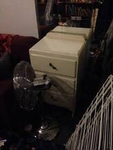 Cheap White Compact Chest of Drawers MUST GO Brunswick Moreland Area Preview