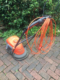 Flymo Hover Vac, Mains Powered, Easy to Use and Easy to Empty and Store Away