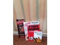 Guitar tutorial books