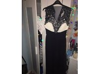 Slim Prom Dress/Evening Gown Size 10