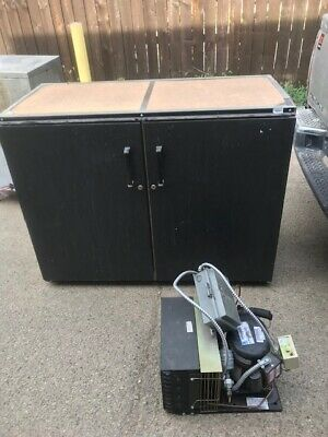 Perlick Beer Cooler W Remote Compressor - Need This Sold - Send Me Your Offer