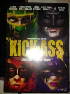 Kick Ass DVD Cambridge Kitchener Area image 1