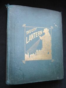 The-City-Lantern-1875-1st-Manchester-Humourous-and-Satirical-Journal-Magazine