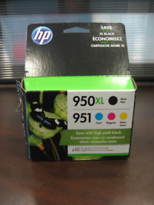 Selling TWO New 4 pack HP Cartridges (950XL and 951)