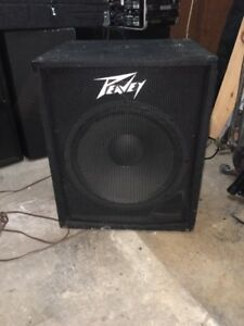 Yorkville Mains, Peavey Subs, EuroPower Amps