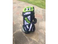 Titleist stand bag - BRAND NEW!!!! - Model # TB5SX6-413 - Navy/White/Lime