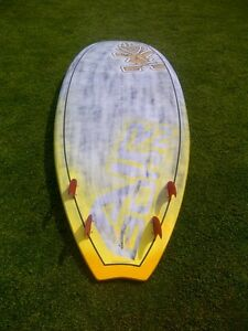 """7'10 x 31.5"""" Carbon Starboard Airborn Stand Up Paddleboard"""