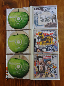 The Beatles Anthology CD Sets:  Now Only $12 For All 3 Sets!