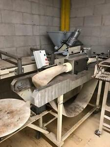 Bagel former Machines and bagel divider machines, few in stock ***90 DAY WARRANTY